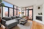 Bright Corner 2 Bed Condo in Dumbo with Outdoor Space, Parking, & Storage!