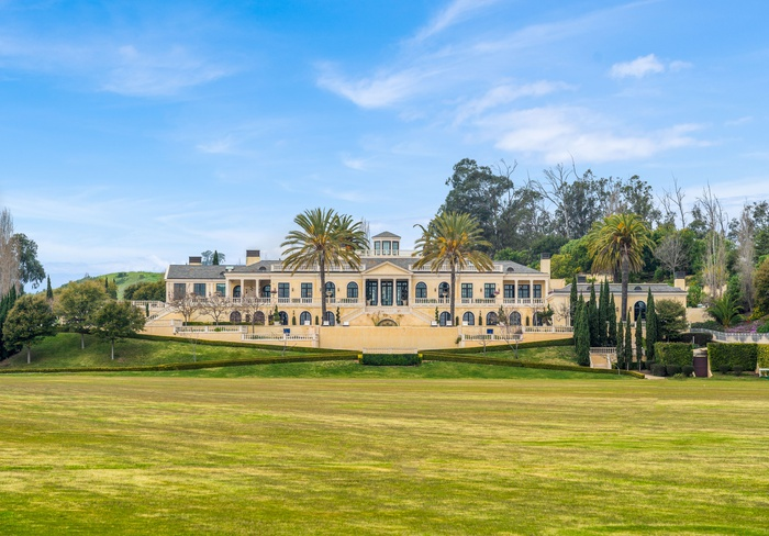 Montecito Oceanfront Polo Estate
